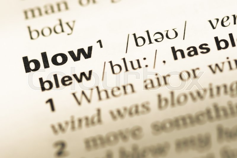 of blowjob is meaning What